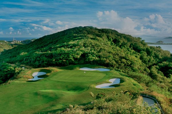 Canouan Golf