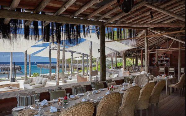 Canouan Estate L'Ance Guyac Restaurant