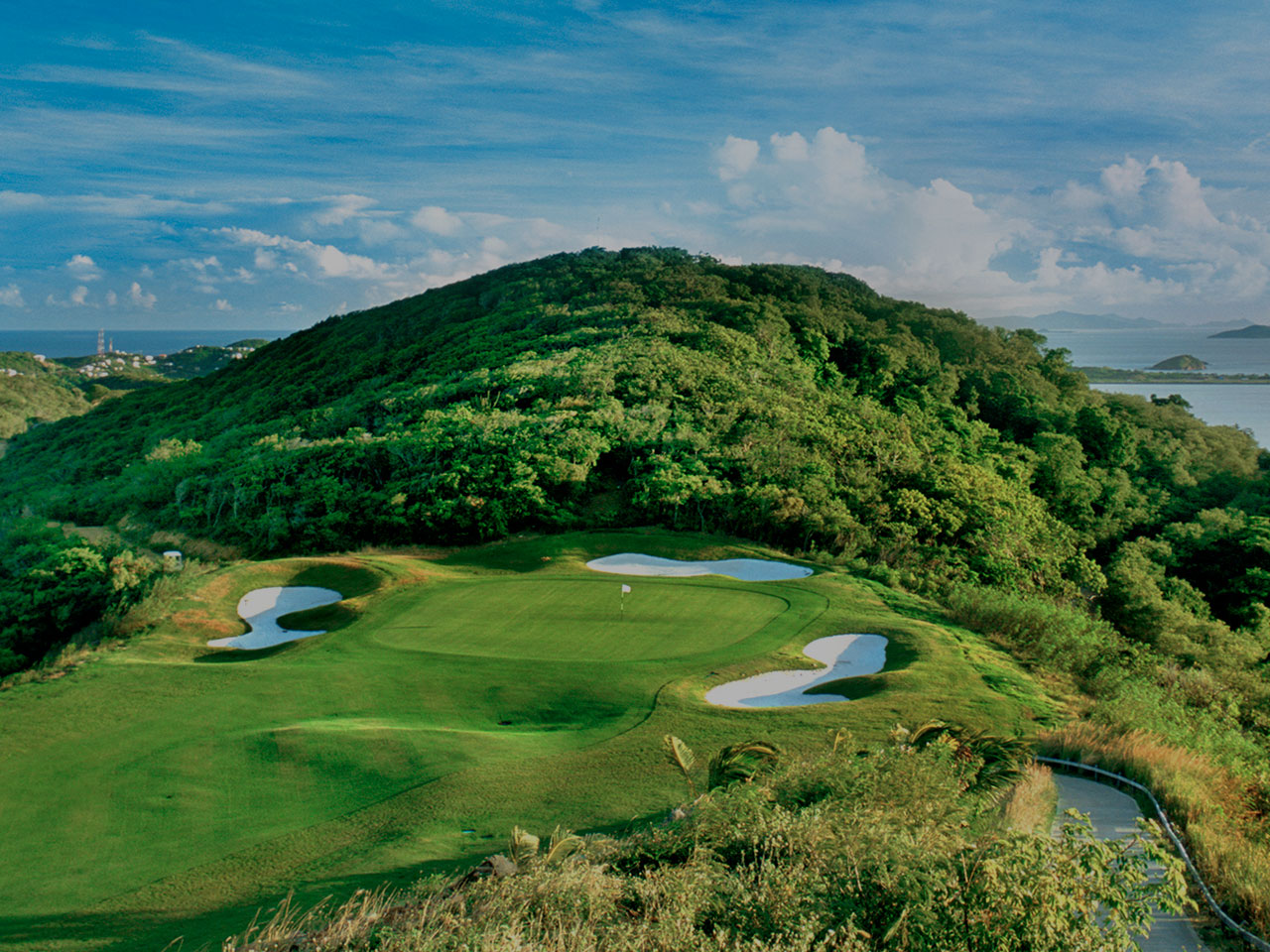 Canouan Golf